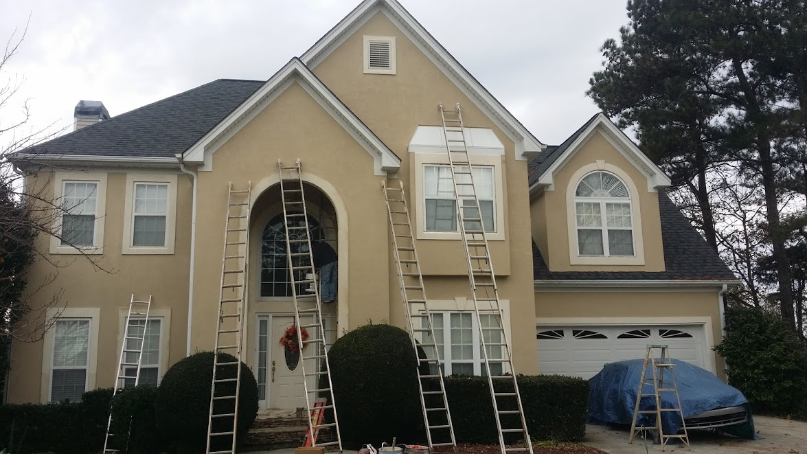 Exterior Painting In Atlanta, Ga